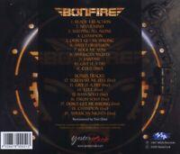 BONFIRE - FIREWORKS   CD NEU