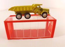 Mini Dinky Toys n° 97 camion truck Euclid R40 neuf en boite MIB rare