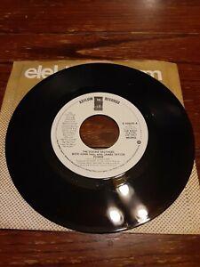 "The Doobie Brothers - John Hall - James Taylor - Power - Vinyl Record - 7"" - 45"