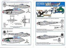 Kits World P-38J/L Lightning Decals 1/32 041, Little Buckaroo, Gung Ho ST DO