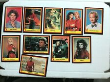 V-the series 66 card basic set - trading cards & 22 stickers