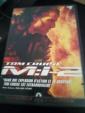DVD MISSION IMPOSSIBLE 2 (Tom Cruise)