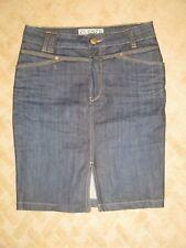 CLOSED THE ORIGINAL PRODUCT Pedal Pencil Jean Skirt Front Slit- Size 27- EUC