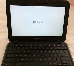 Lenovo Chromebook N21 11.6in. (16GB, Intel Celeron, 2.16GHz, 4GB) Netbook