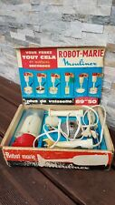 robot -marie moulinex vintage