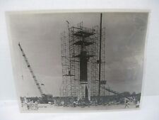 Minuteman Missile Patrick AFB Overhead Projector Transparent Sheet 1960