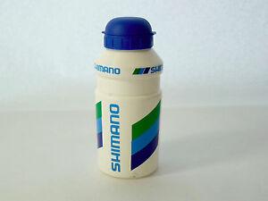 Peugeot Water Bottle Mariplast White W Logo Vintage Racing Bicycle NOS