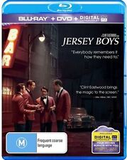 Jersey Boys (Blu-ray, 2014)