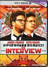 The Interview (DVD) *NEW & SEALED*