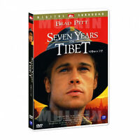 Seven Years in Tibet (1997) DVD - Brad Pitt (New *Sealed *All Region)
