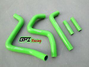 for Kawasaki KX250 KX 250 1994-2002 95 96 97 98 99 silicone radiator hose
