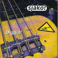 Sjako-Diggin cd single