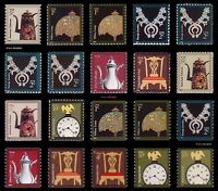 American Design Series Complete Set of 20 Stamps 3612 3749-63 3761A MNH -Buy Now