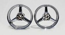 99-01 Yamaha YZF R1 New Chrome Wheels Rims SHOW QUALITY CHROME by SPORT CHROME