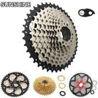 SUNSHINE 8/9/10/11 Speed MTB Bike Cassette Fit Shimano SRAM Mountain Freewheel