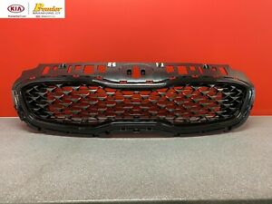 """NEW 2020-CURRENT KIA SPORTAGE GRILLE ASSY """"NIGHTFALL EDITION""""   86350 D9700"""