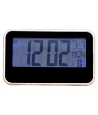 Orologio Sveglia Digitale DS-2618 Lcd Temperatura Allarme Data hsb