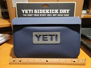 YETI SIDEKICK Dry Waterproof Bag - NAVY BLUE - BRAND NEW NEVER BEEN USED