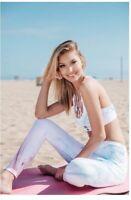 Nubyén Hoxton Second Skin Womens Activewear Leggings Yoga Pants Gym Clothes SALE