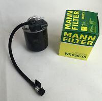 MANN-Filter Kraftstofffilter Dieselfilter Mercedes E-Klasse W212 CDI WK820/18