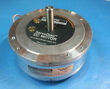 Kollmorgen - Servo Disc DC Motor - Model #00D12A07100-2  Type #U12DT-A