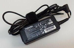 Genuine Toshiba PA5177U-1ACA Power Supply 19V 2.37A AC/DC Adapter Laptop Charger