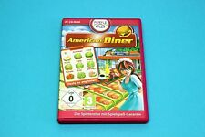PC Computer Game-American Diner by Purble Hills - In Case Boxed