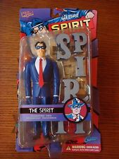 The Spirit Action Figure-Big Blast/Graphitti/Millennium Series-2001 Will Eisner