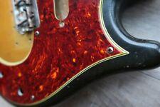 1959 thru 1971  Fender Mandocaster Tortoise pickguard celluloid 60's USA Vintage