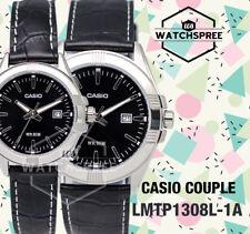 Casio Couple Watch LTP1308L-1A MTP1308L-1A