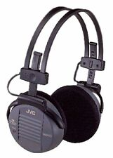 JVC FM stereo Transmitter 863MHz W400 with Cordless Headphones JVC HA-W400RF