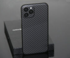 Real Carbon Fiber Cover Full Protection Case For iPhone 11 Pro Max X XR XS Max