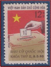 VIETNAM du NORD N°193** Election Assemblée Nationale 1960 North Vietnam 123 MNH