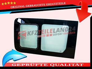 T1968 Citroen Jumpy Scudo Seitenscheibe Rechts Scheibe Fenster Schiebefenster