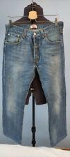 Levis 501 Mens Casual Straight Denim Jeans Blue Size 32x30 W32 30L