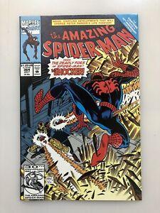 AMAZING SPIDER-MAN #364 MARVEL COMICS JUL 1992 THE SHOCKER APPEARS