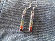 Handmade Clip - On Sterling Silver Fine Earrings