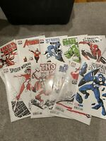 Marvel Comics Two Tone Michael Cho Variant Cover Complete Set Spider-Man