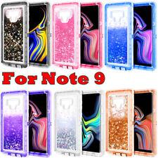 Wholesale Lot For Samsung Note 9 Glitter Liquid Case Clip Fits Otterbox Defender