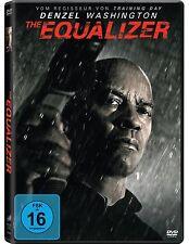 THE EQUALIZER DENZEL MIT WASHINGTON DVD DEUTSCH