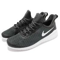 Nike Renew Rival 2E Wide Black White Mens Running Shoes Lifestyle AV8456-001