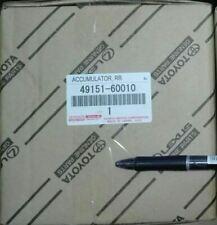 LX470 TOYOTA LANDCRUISER 100 SUSPENSION CONTROL ACCUMULATOR 49151-60010 one