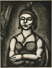 Georges Rouault Reproduction: Nail and Beak - Fine Art Print