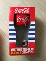 Coca Cola - Sammelglas - Special Edition - WM Brasilien 2014 - Land: Uruguay