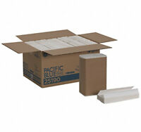 CASE- 2400pcs Pacific Blue Basic C-Fold Recycled Paper Towel White REF# 25190