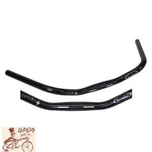 ORIGIN8 CITI CLASSIC  50mm RISE BLACK BICYCLE HANDLEBAR