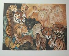 Summer Special! Limited Edition Lithograph Print by the Artist Caroline Schultz!