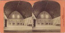 Rouen Palais de Justice France Stéréo Stereoview Vintage albumine ca 1875