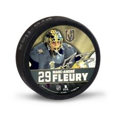 MARC-ANDRE FLEURY VEGAS GOLDEN KNIGHTS COLLECTOR'S EDITION PUCK