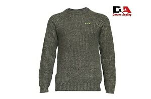ESP Jumper Terry Hearn Knitted Jumper Size XXL New Carp Fishing Clothing